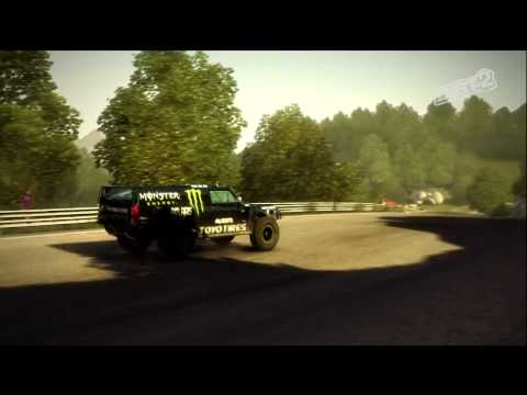 Robby's Hummer in DIRT2