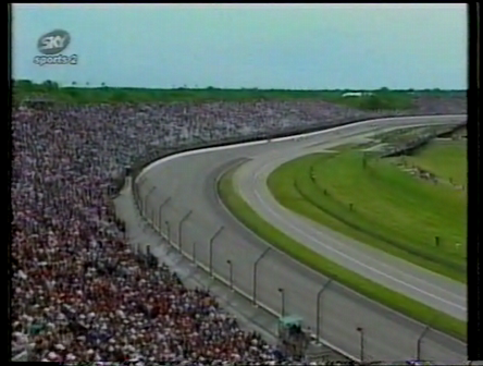 Indy 500 - 1997 - Robby's fire