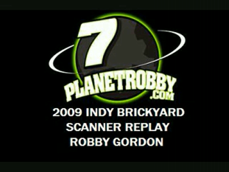 2009 Indy Scanner Replay