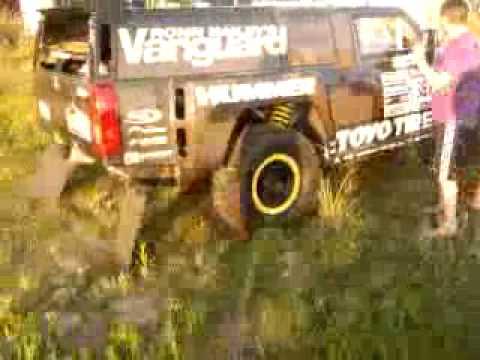 2010 Dakar Stage 1 BJ Baldwin