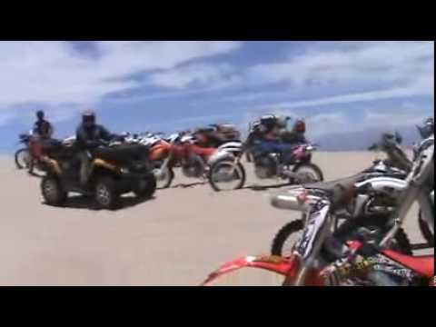 2010 Dakar Dunes Stage 3