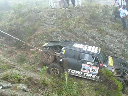 2010 Dakar Baldwin Tow