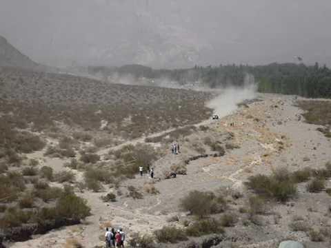 2010 Dakar Stage 11 Robby Gordon