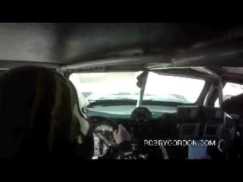2010 Stage 8 Dakar Team Hummer Recap
