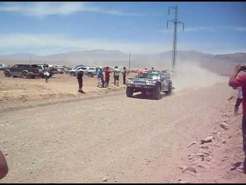 2010 Dakar Rally Stage 4