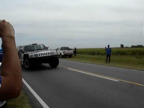 2010 Dakar BJ Baldwin Burnout