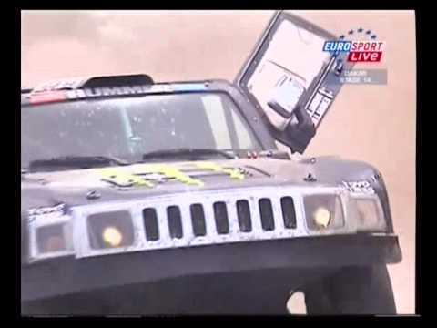2010 Dakar Stage 14 Burnout #302