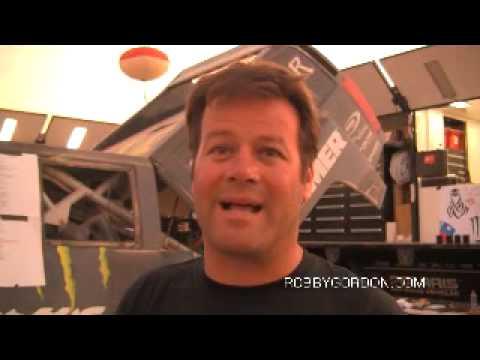 2010 Dakar Team Hummer Stage 6 Recap