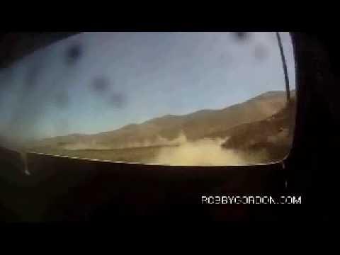 2010 Dakar Stage 10 Team Hummer Recap