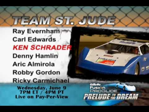 Prelude to the Dream - Team St. Jude