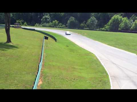 2010 VIR Test Loose Car