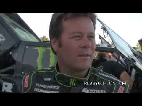 2010 Dakar Stage 12 Team Hummer Recap