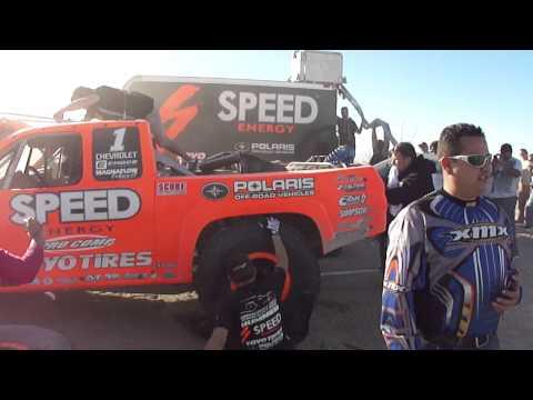 2010 Baja 1000 Pitstop