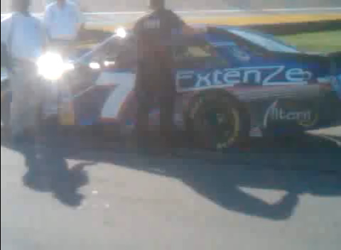 Kevin Going Out to Qualify