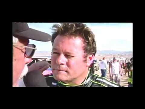 2010 Laughlin Sunday Robby Gordon Interview