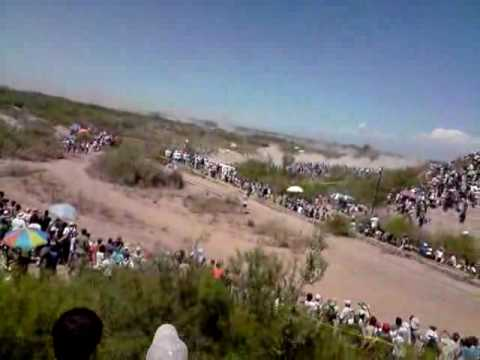 2010 Dakar Robby Gordon Stage 4