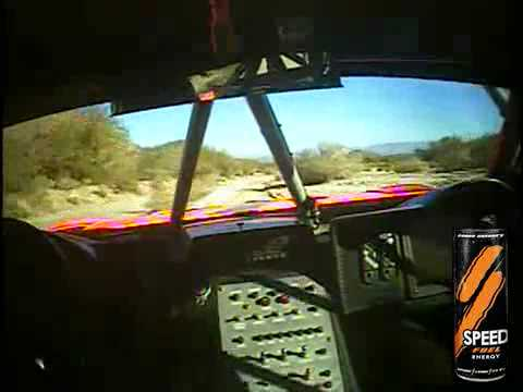 2010 Baja 1000 In-Car Robby Gordon