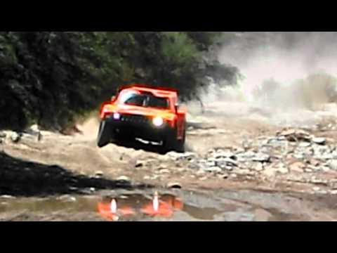 Dakar 2011 Robby Gordon Stage 3
