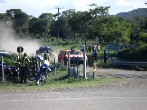 2011 Dakar Stage 3 Tarmac