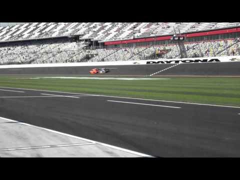 2011 Daytona Happy Hour Robby Gordon