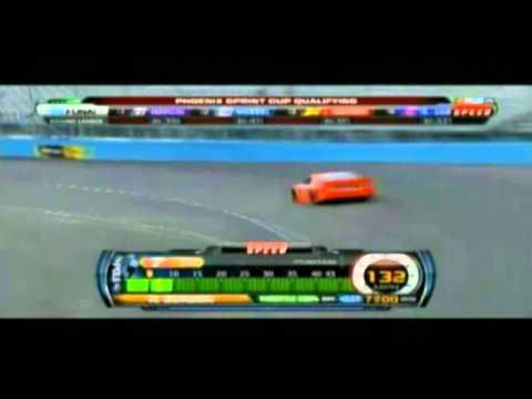 Robby Gordon Phoenix Qualifying