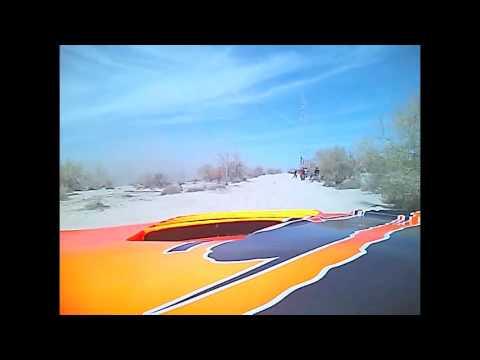 Robby Gordon 2011 San Felipe 250 start