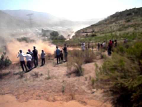 2011 Baja 500 Robby Gordon Slide