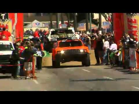 Hummer Baja 500 Start