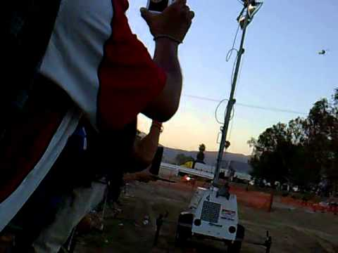 2011 Baja 500 Robby Gordon