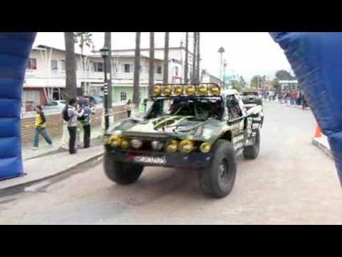 2011 Baja 1000 Trophy Truck Parade