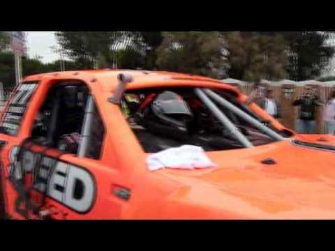 2011 Robby Gordon Baja 1000.