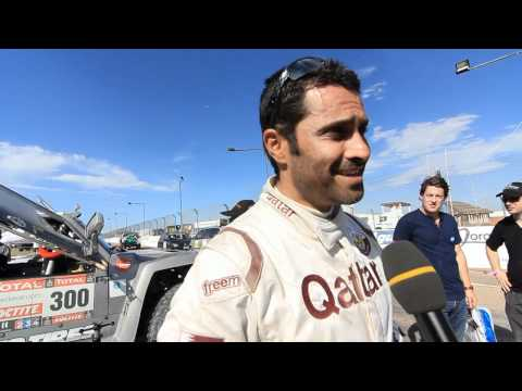 "2012 Dakar Rally - Team SPEED ""Stage 2"""