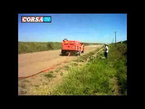 CORSA TV: Gordon auxilia a Al-Attiyah