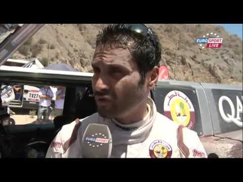 2012 Dakar Stage 3 Interviews