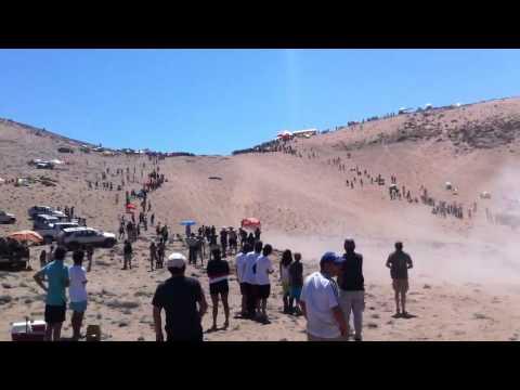 2012 Dakar Stage 7 Dunes