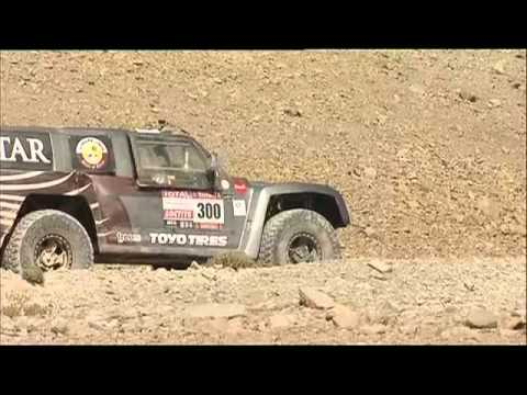 Dakar 2012 stage summary - Stage 8