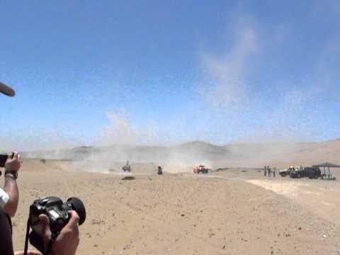 Dakar 2012 stage 7 Copiapo Copiapo Robby Gordon  CRIMINAL.AVI