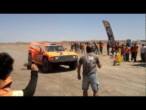 2012 Dakar Checkpoint
