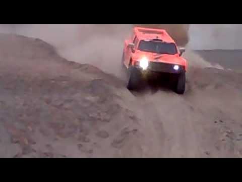 Dakar 2012 ITE -PERU