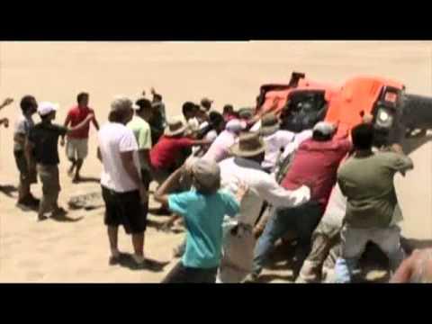 2012 Dakar Stage 13 (Nasca - Pisco)