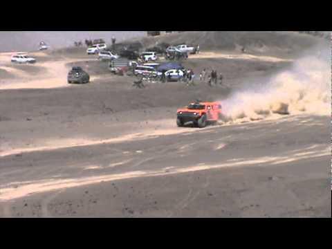 2012 Dakar Rally Robby Gordon