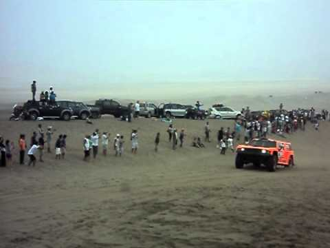 2012 Dakar Rally Stage 14 PASS