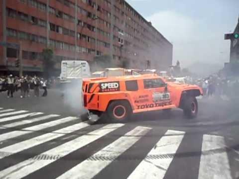 2012 Dakar Rally  Stage 14 Donuts