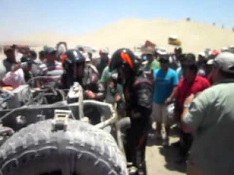 Robby Gordon Dakar 2012