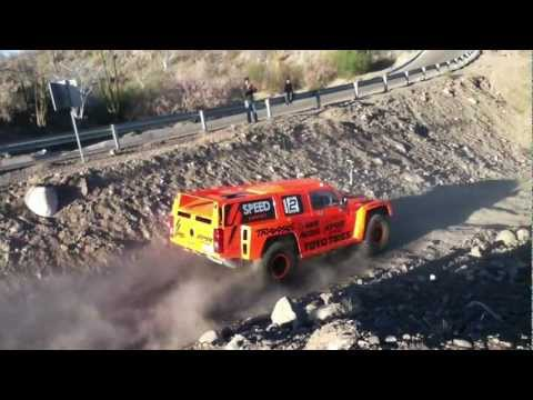 Robby Gordon, Mexican 1000