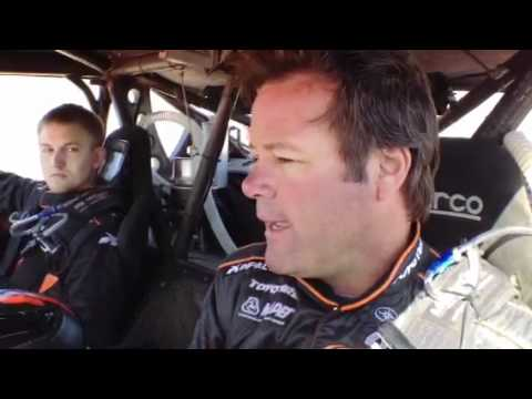Robby Gordon at the start, BITD Silver State 300