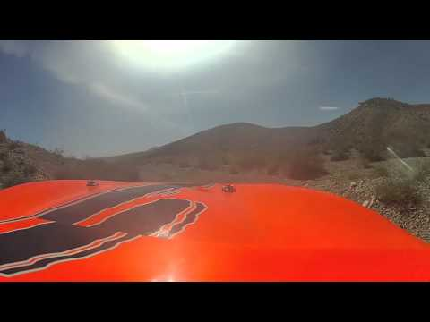 2012 Mint 400 Robby Gordon's Qualifying Lap