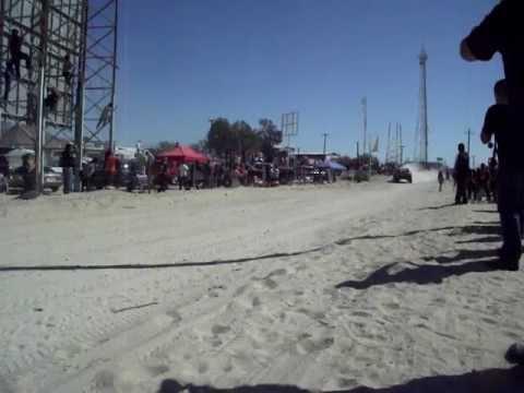 2012 San Felipe 250 Start