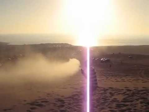 2011 Dakar Dunes Robby Gordon