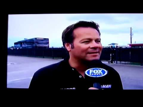 Robby Gordon Daytona Interview